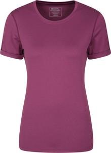 Różowa bluzka Mountain Warehouse