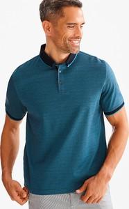 Niebieska koszulka polo Westbury Premium w stylu casual