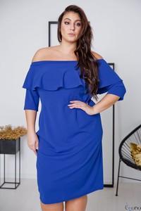 Sukienka tono.sklep.pl ołówkowa z długim rękawem