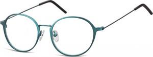 Stylion Lenonki zerowki Oprawki okulary korekcyjne 971F zielone
