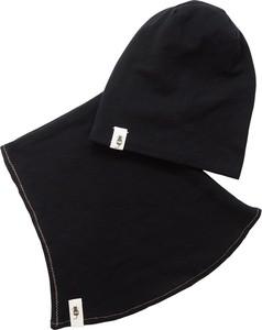 Czarna czapka CudiKiDS