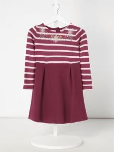 Czerwona sukienka dziewczęca Review For Kids