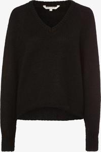 Czarny sweter Review z dzianiny w stylu casual