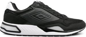 Czarne buty sportowe Umbro w młodzieżowym stylu