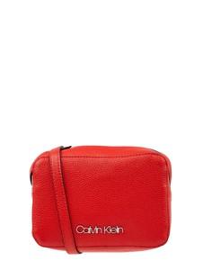 Torebka Calvin Klein w stylu casual ze skóry ekologicznej