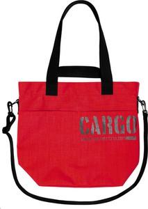 Pomarańczowa torebka CARGO by OWEE na ramię