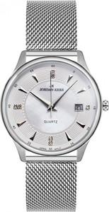 Zegarek damski Jordan Kerr - Perla - S3900G - Srebrny