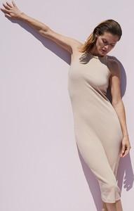 Sukienka Reserved z długim rękawem