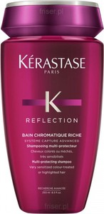 Kerastase KÉRASTASE CHROMATIQUE RICHE szampon do uwrażliwionych włosów koloryzowanych 250ml