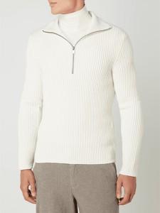 Sweter Drykorn ze stójką