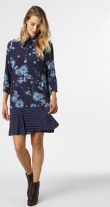 Niebieska sukienka Marc O'Polo w stylu casual