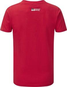 Koszulka dziecięca Toyota Gazoo Racing z krótkim rękawem z bawełny