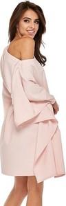 Różowa sukienka Ooh la la