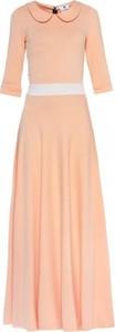 Różowa sukienka Yuliya Babich