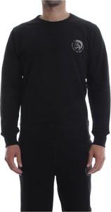 Czarny sweter Diesel z bawełny