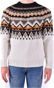 Sweter Paolo Pecora w młodzieżowym stylu
