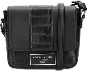 Torebka Kendall+Kylie w stylu casual ze skóry średnia