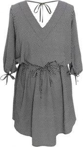 Sukienka Ivon z długim rękawem