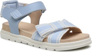 Buty dziecięce letnie Mayoral dla dziewczynek ze skóry