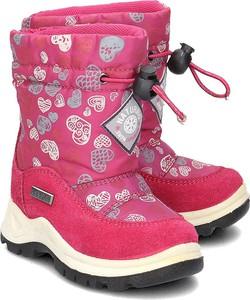 Buty dziecięce zimowe Naturino