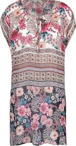 Sukienka Twinset mini z krótkim rękawem
