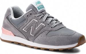 Buty sportowe New Balance z płaską podeszwą w stylu casual