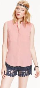Różowa koszula Top Secret