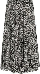 Spódnica Michael Kors midi w stylu retro