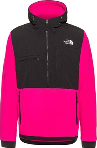 Różowa bluza The North Face z plaru