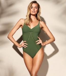 Zielony strój kąpielowy TRIUMPH