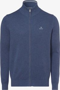 Niebieski sweter Gant