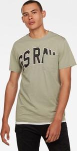 T-shirt G-Star Raw z krótkim rękawem