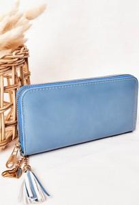 Niebieski portfel Pl3