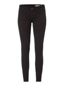 Czarne jeansy Review w stylu casual z bawełny