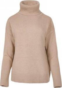 Brązowy sweter Veva z wełny