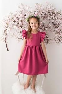 b5a8ae0f94 sukienki eleganckie dla dziewczynek - stylowo i modnie z Allani