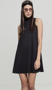 Czarna sukienka Urban Classics mini