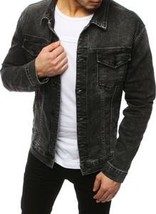 Kurtka Dstreet w stylu casual z jeansu
