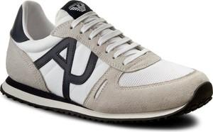 Sneakersy ARMANI JEANS – 935027 7P420 00010 Bianco