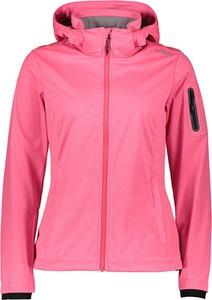 Różowa kurtka CMP