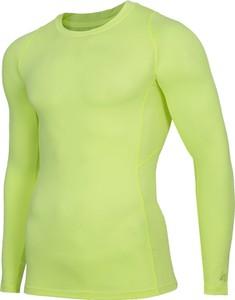 Zielona koszulka z długim rękawem 4fsklep.pl