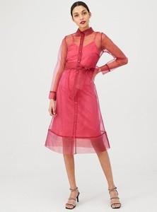 Sukienka V by Very z długim rękawem koszulowa