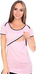 Różowa bluzka Inne