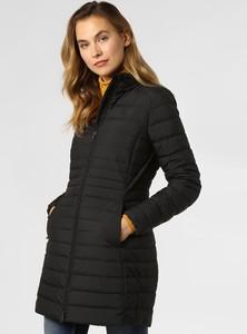 Czarny płaszcz POLO RALPH LAUREN w stylu casual