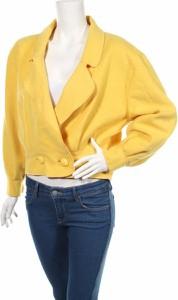 Żółta kurtka Merle