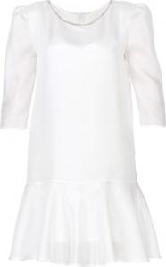 Sukienka Yuliya Babich z jedwabiu