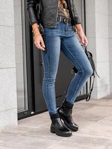 Jeansy Edoti w stylu casual