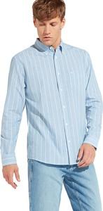 Koszula Wrangler w stylu casual z długim rękawem z bawełny