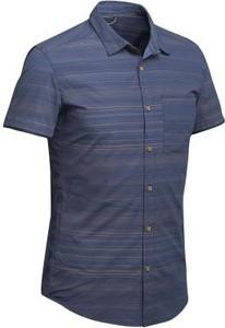 Koszula Forclaz w stylu casual z klasycznym kołnierzykiem