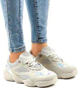 Buty sportowe Butymodne sznurowane